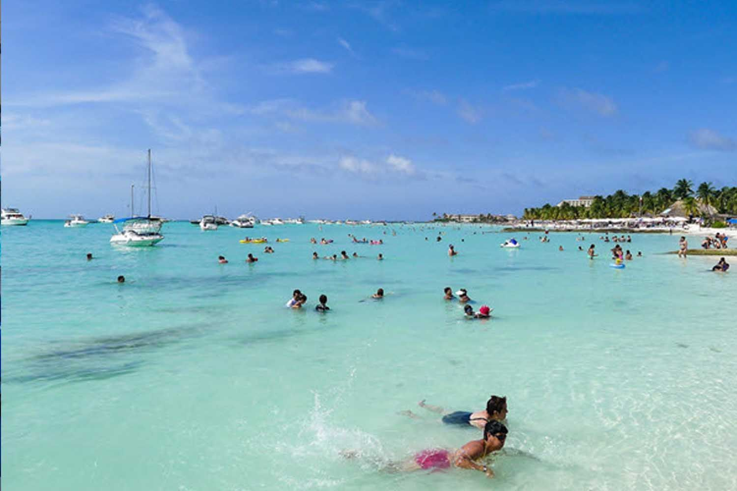 Tour a Isla Contoy - Isla Mujeres
